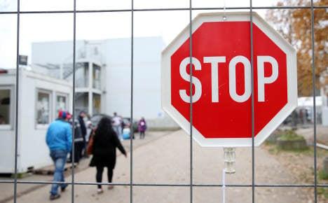 Five hurt in brawl at Hamburg refugee centre