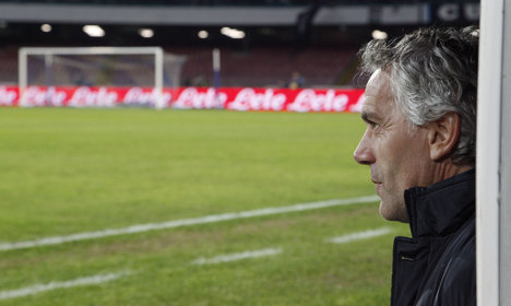 Donadoni new Bologna boss after Rossi sacked