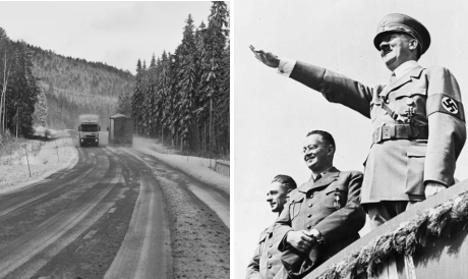 Hitler 'supporter' offers Sweden refugee homes