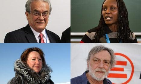 Stockholm reveals 'alternative Nobel' win
