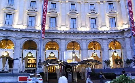 Australian man falls from Rome hotel window