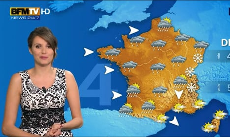 TV forecasters 'ruining tourism in Normandy'