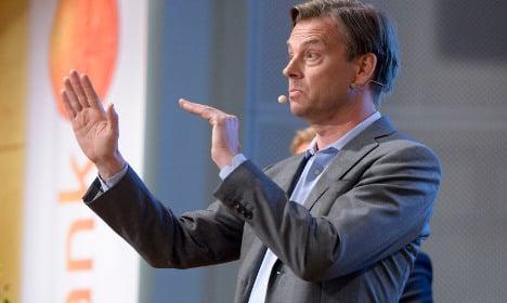 Swedish trio among world's best executives
