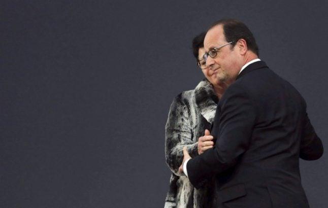 Hollande promises truth to bus crash families