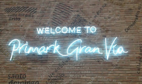 Primark opens brand new Madrid flagship store…and it's GIGANTIC!