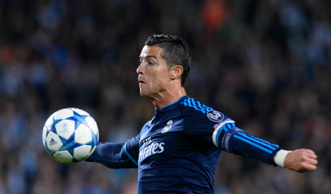 Goooool! Cristiano Ronaldo makes history as Real Madrid top scorer