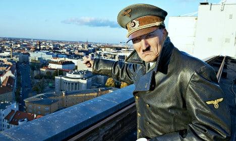 'He's back': Hitler movie hits nerve in Germany
