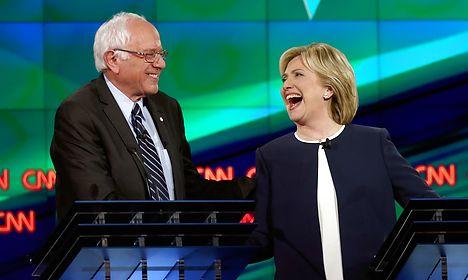 Denmark centre stage in US presidential debate