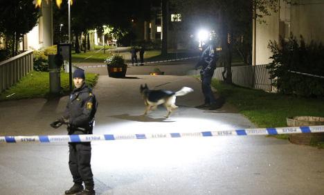 Two men hurt in west Sweden shooting