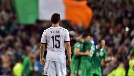 Ireland stun wasteful Germany with shock win