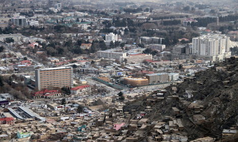 Kidnapped German 'released in Afghanistan'