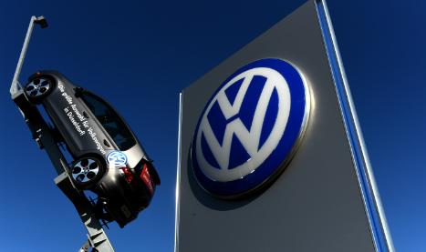 Spain's public prosecutor calls for fraud investigation into Volkswagen