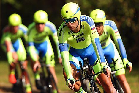 Saxo Bank ends elite cycling sponsorship