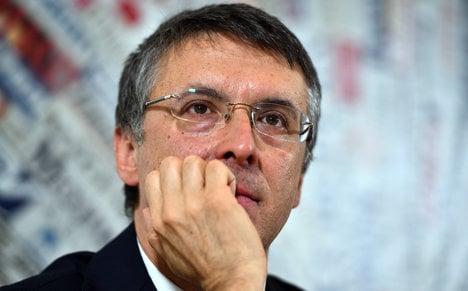 'Rome can't fight crime': Anti-corruption chief
