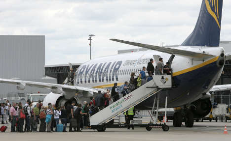 Ryanair bets on Munich to take on German rivals