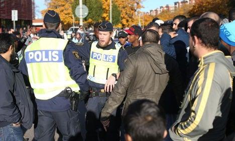 Swedish police: don't wear Halloween masks