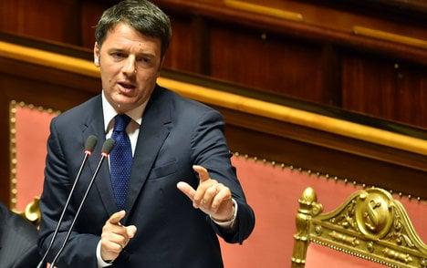 Renzi's giveaway budget to boost Italian economy