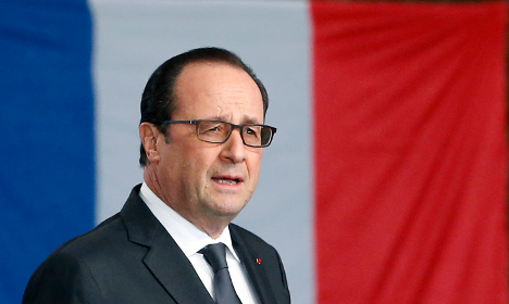 Don't judge our country on Air France: Hollande