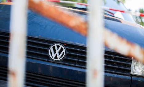 Police raid Volkswagen offices in Wolfsburg