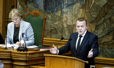 PM promises Danes a say in asylum policies
