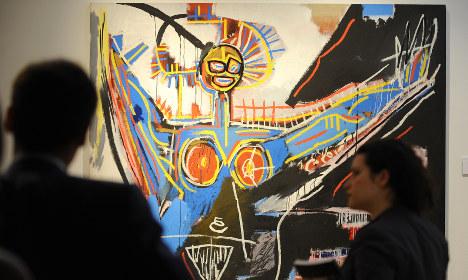 Basquiat painting stolen from Paris home