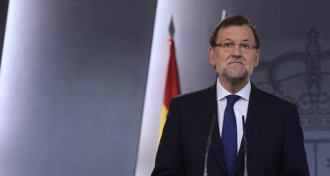 PM Rajoy confirms Spain's election will take place on December 20th