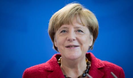 Could Merkel win the Nobel Peace Prize?