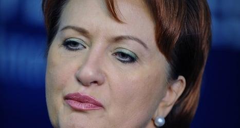 Swiss freeze ex-Russian minister's 'millions'