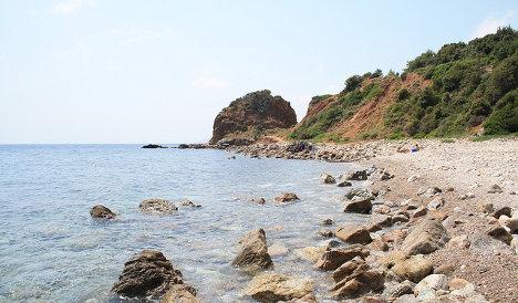 British man dies while swimming off Italy's Elba