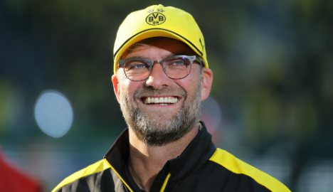 Is Dortmund's Klopp the next Liverpool manager?