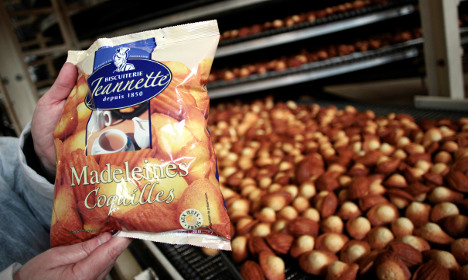 Proust's Madeleine cakes started life as toast