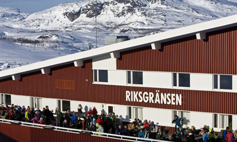 Lapland ski complex to become refugee hub