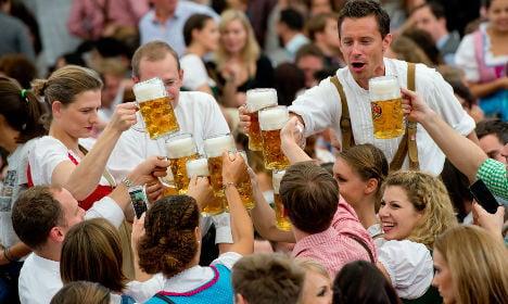 Oktoberfest crowds fall due to border controls