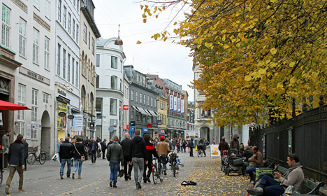 Danish economy growing steadily, 'wise men' say