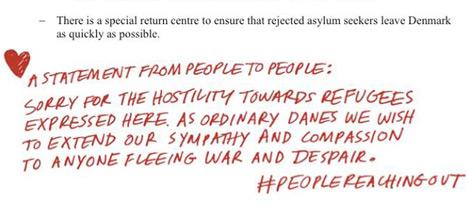 Danes publish refugee 'apology' ads in Lebanon
