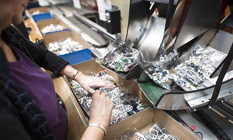 Lego Christmas shortage looms as sales soar