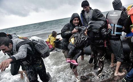 Danish travel firm drops Lesbos over migrants