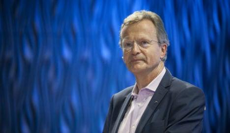 Ex-Telenor boss 'one of world's best CEOs'