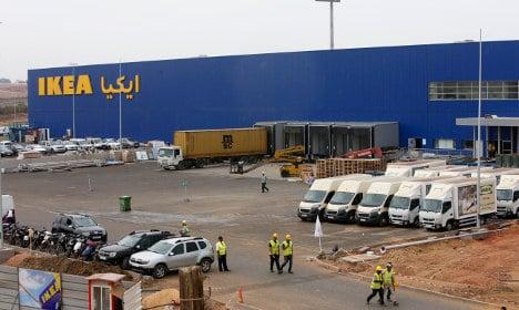 Morocco eyes boycott of Sweden in Ikea row