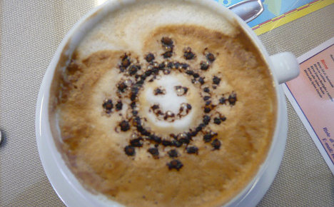 Dying for a coffee? Then head to Bologna