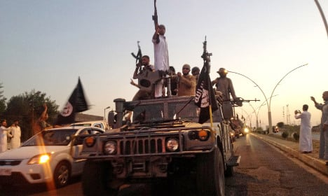 Pregnant Swedish teen freed from Isis captivity