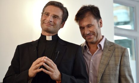 Fired Polish priest: 'no gay lobby in Vatican'