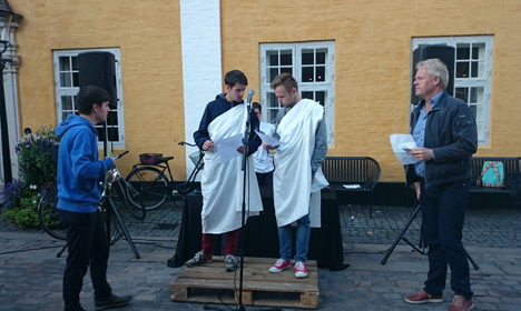 Aalborg youth pledge for Europe's future