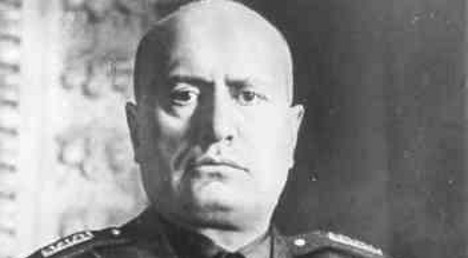 Il Duce's citizenship scrapped after 91 years