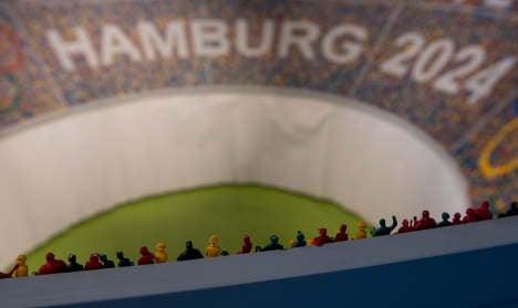 Leading academics slam Hamburg Olympic bid