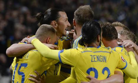 Nordic teams jostle for places in Euro 2016