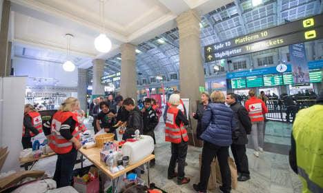 Sweden doubles refugee arrival forecast for 2015