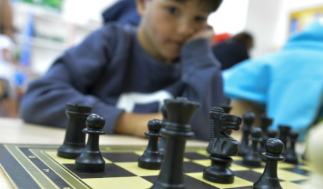 Spanish schools have introduced chess class to boost maths learning
