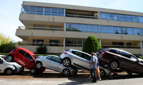 Mayor of flood-ravaged Cannes appeals to stars
