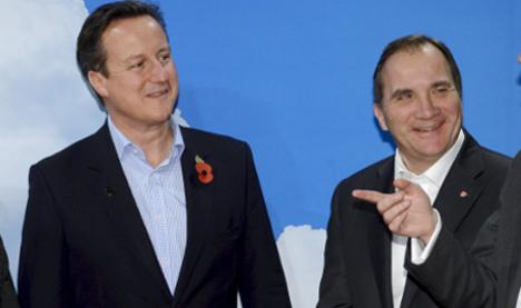 Refugee talks planned between UK and Sweden